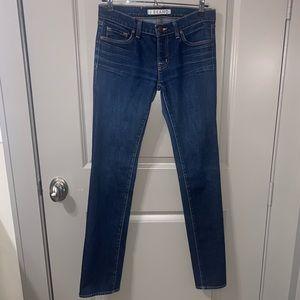 "J brand ""cigarette leg"" jeans"